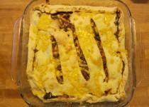 BBQ Pot Pie